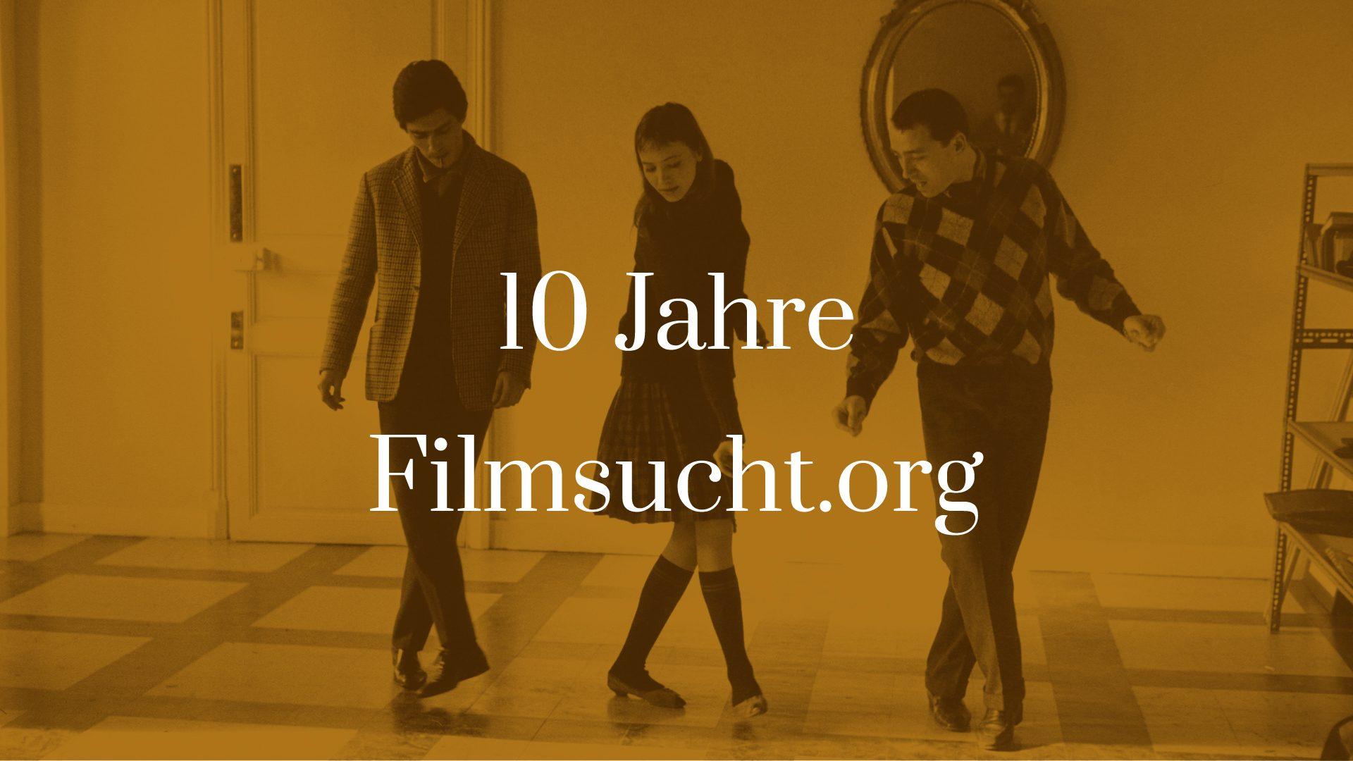 Symbolbild zu 10 Jahre Filmsucht.org