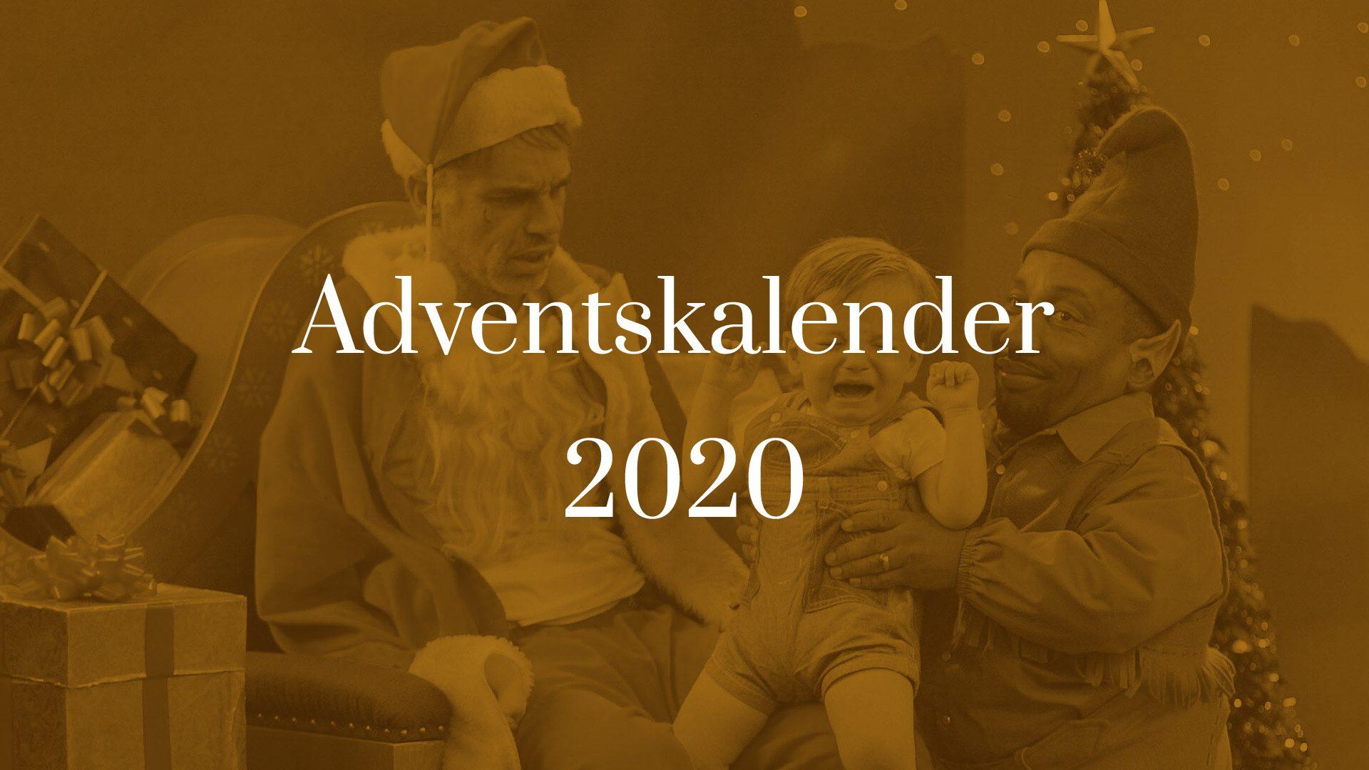Titelbild zu Adventskalender 2020