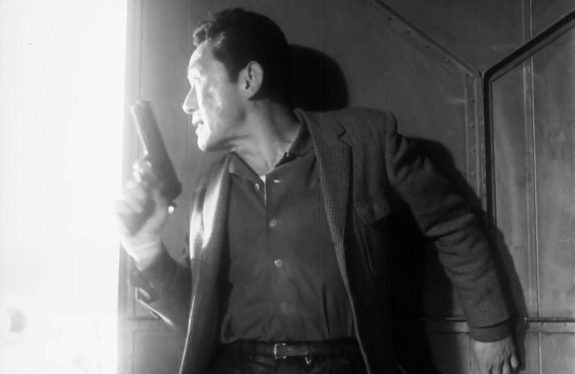 Filmszene aus Aimless Bullet