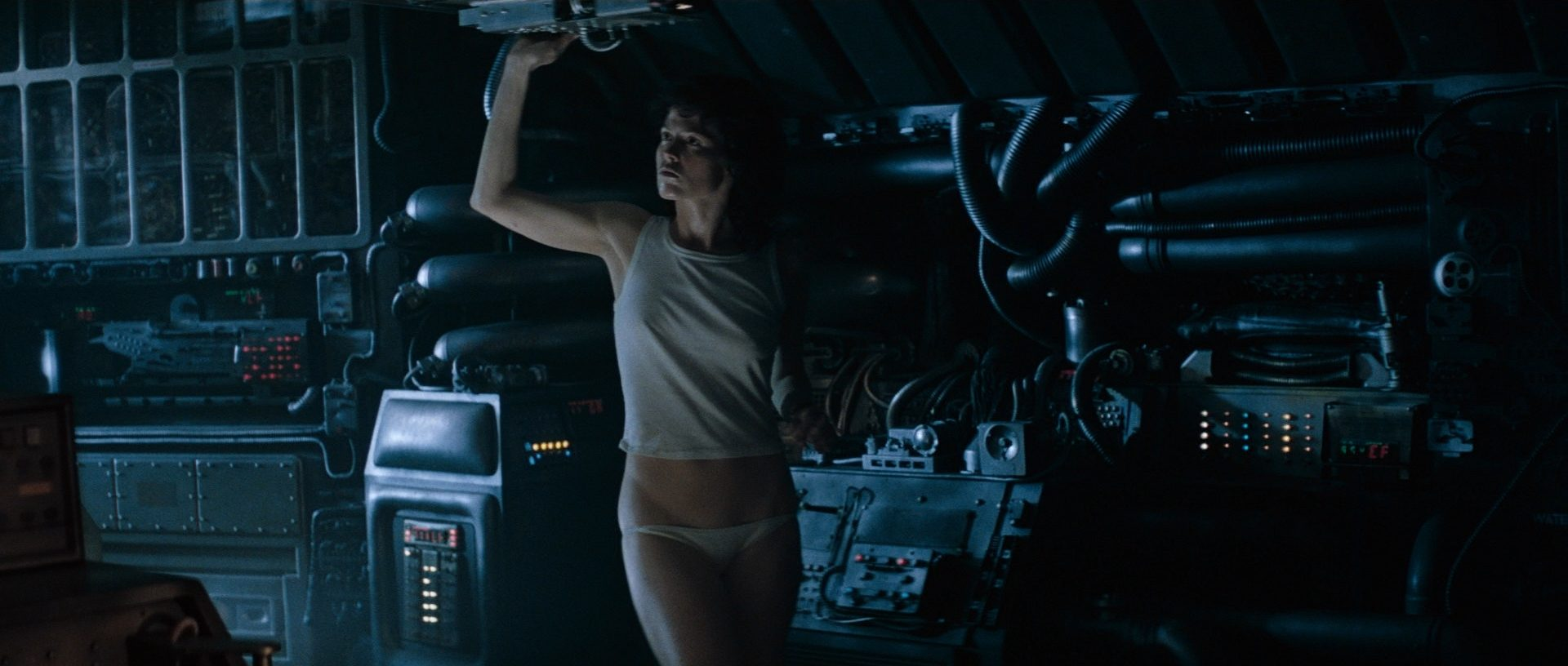 Filmszene aus Alien