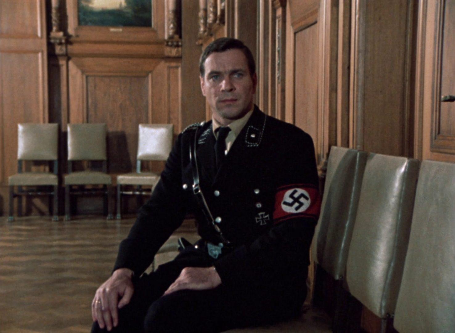 Filmszene aus Aus einem deutschen Leben