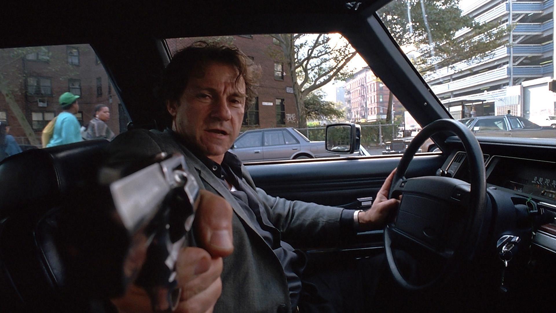 Filmszene aus Bad Lieutenant