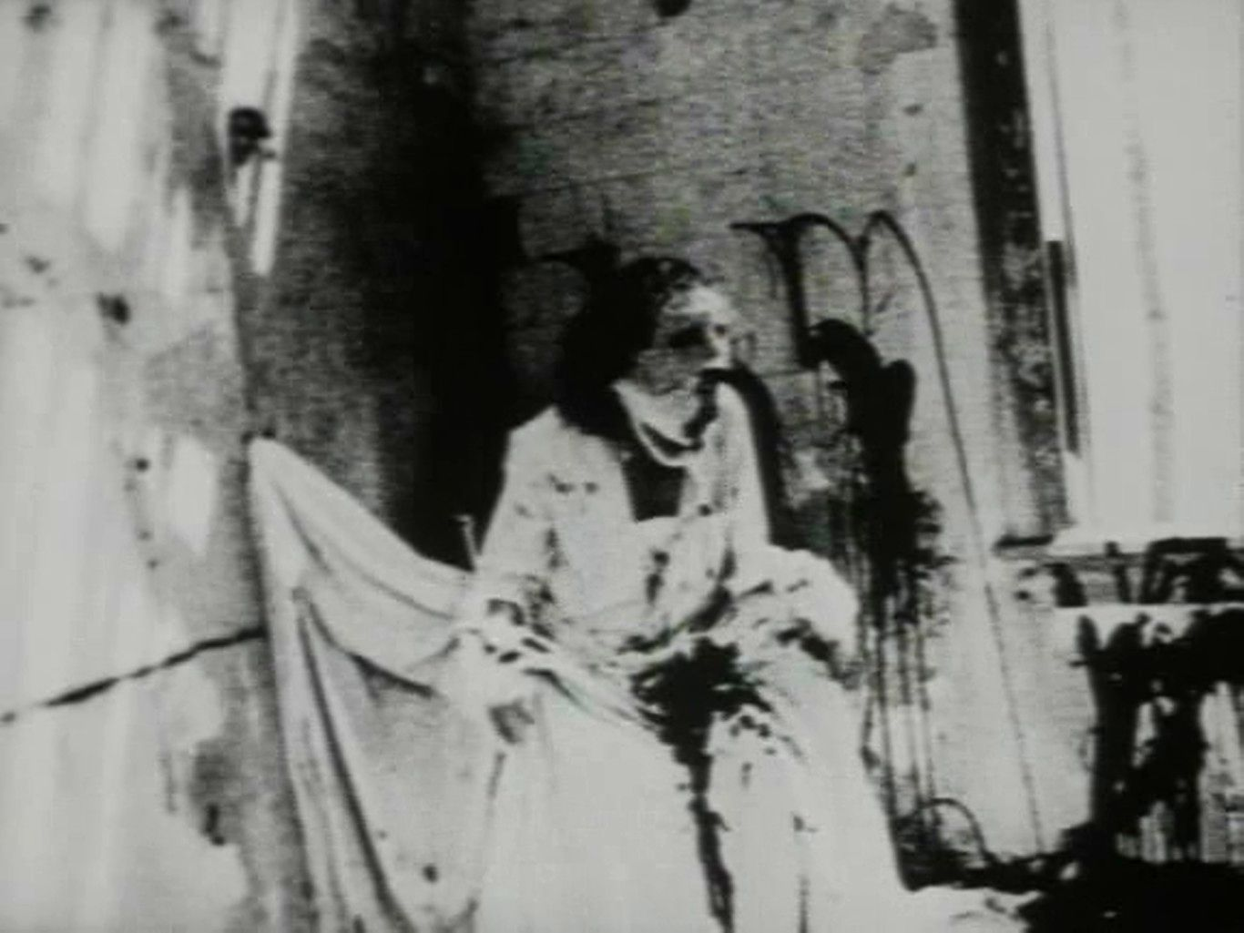 Filmszene aus Begotten