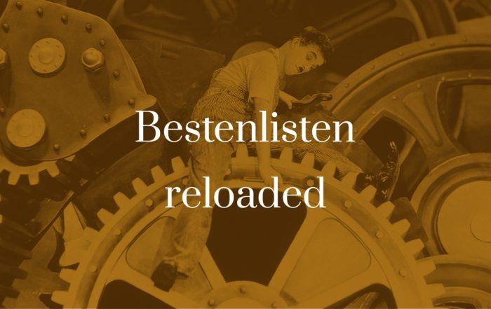 Titelbild zum Blogartikel Bestenlisten reloaded