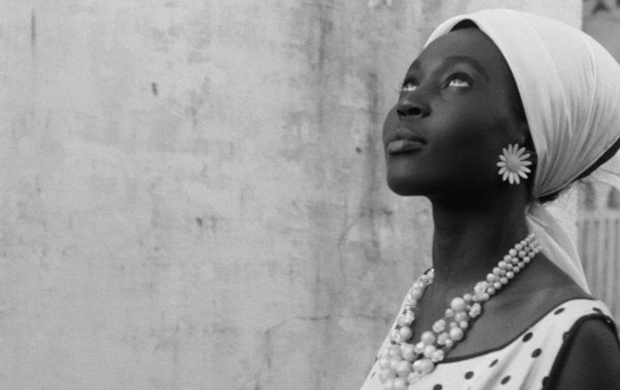 Filmszene aus Black Girl
