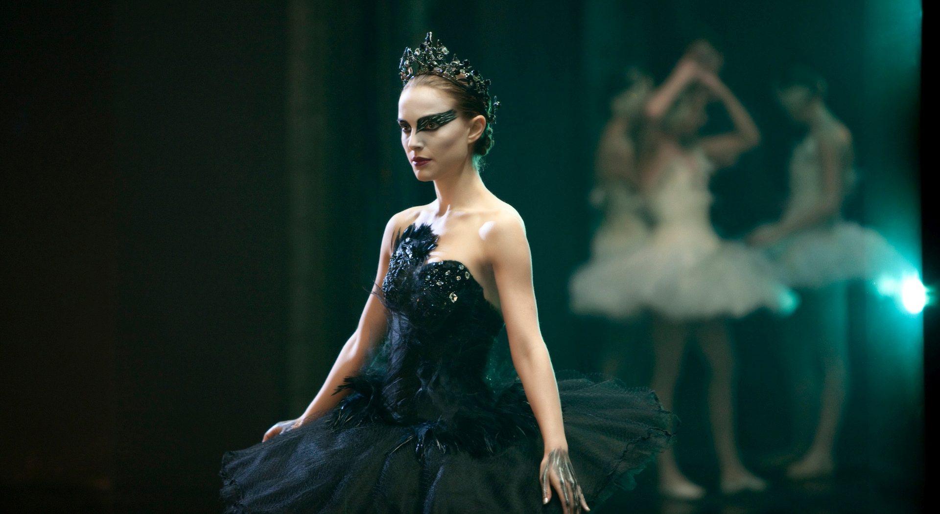 Filmszene aus Black Swan
