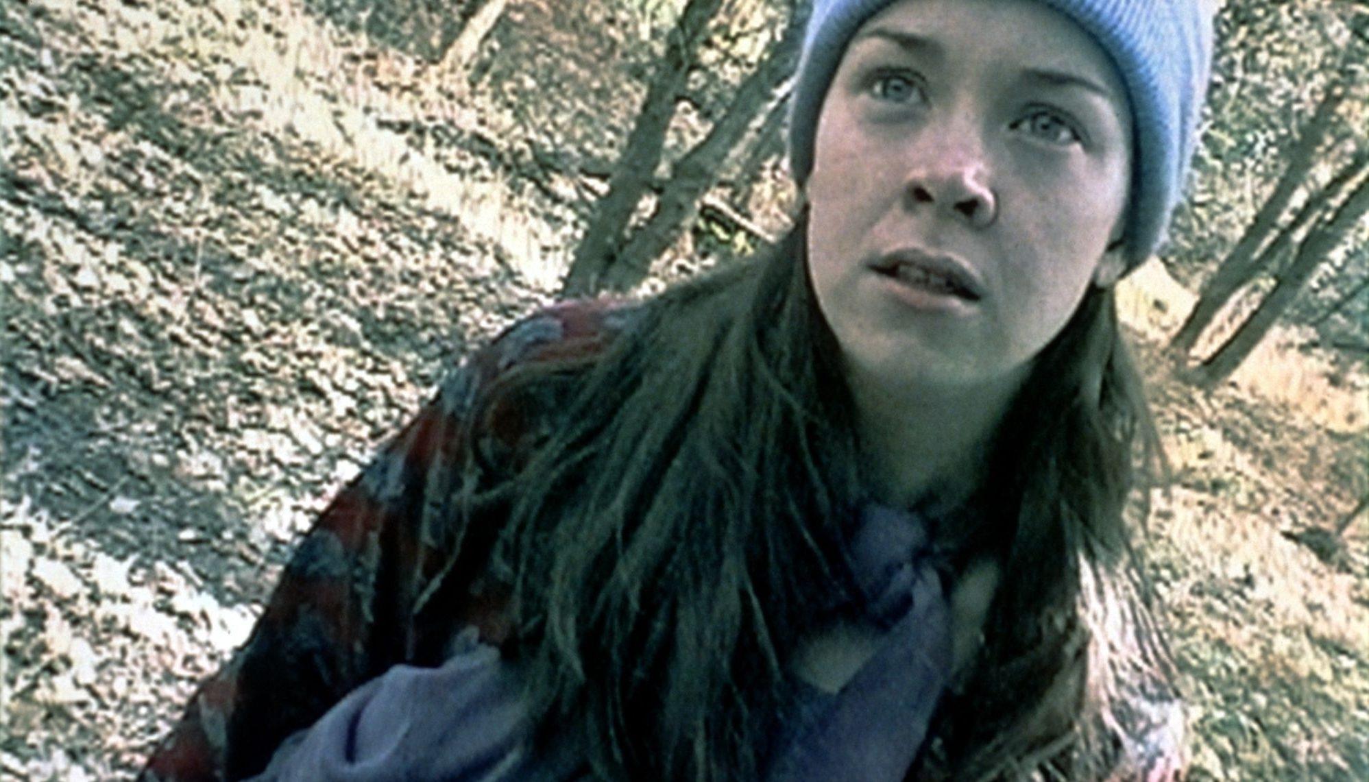 Filmszene aus Blair Witch Project