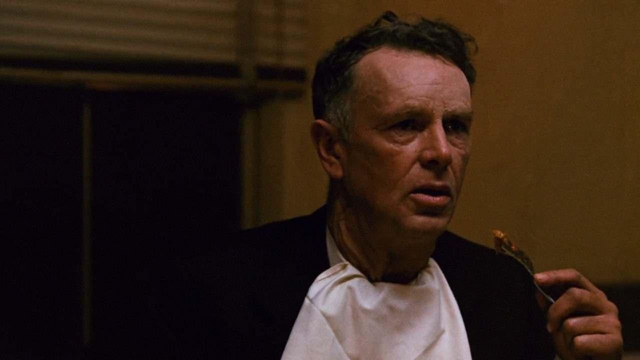 Captain McCluskey, gespielt von Sterling Hayden, aus Der Pate