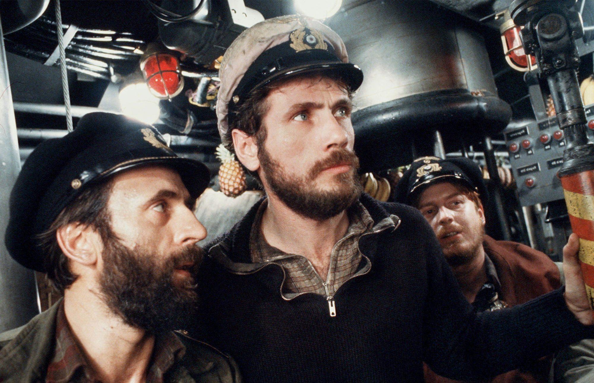 Filmszene aus Das Boot