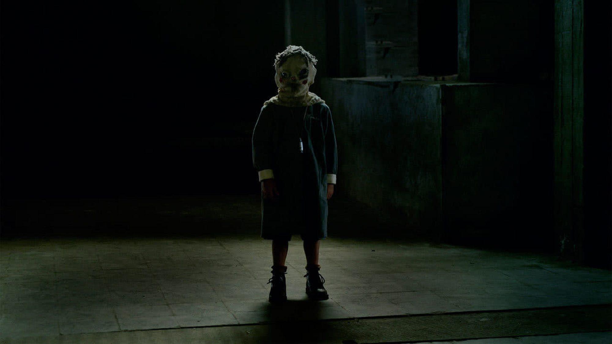 Filmszene aus Das Waisenhaus