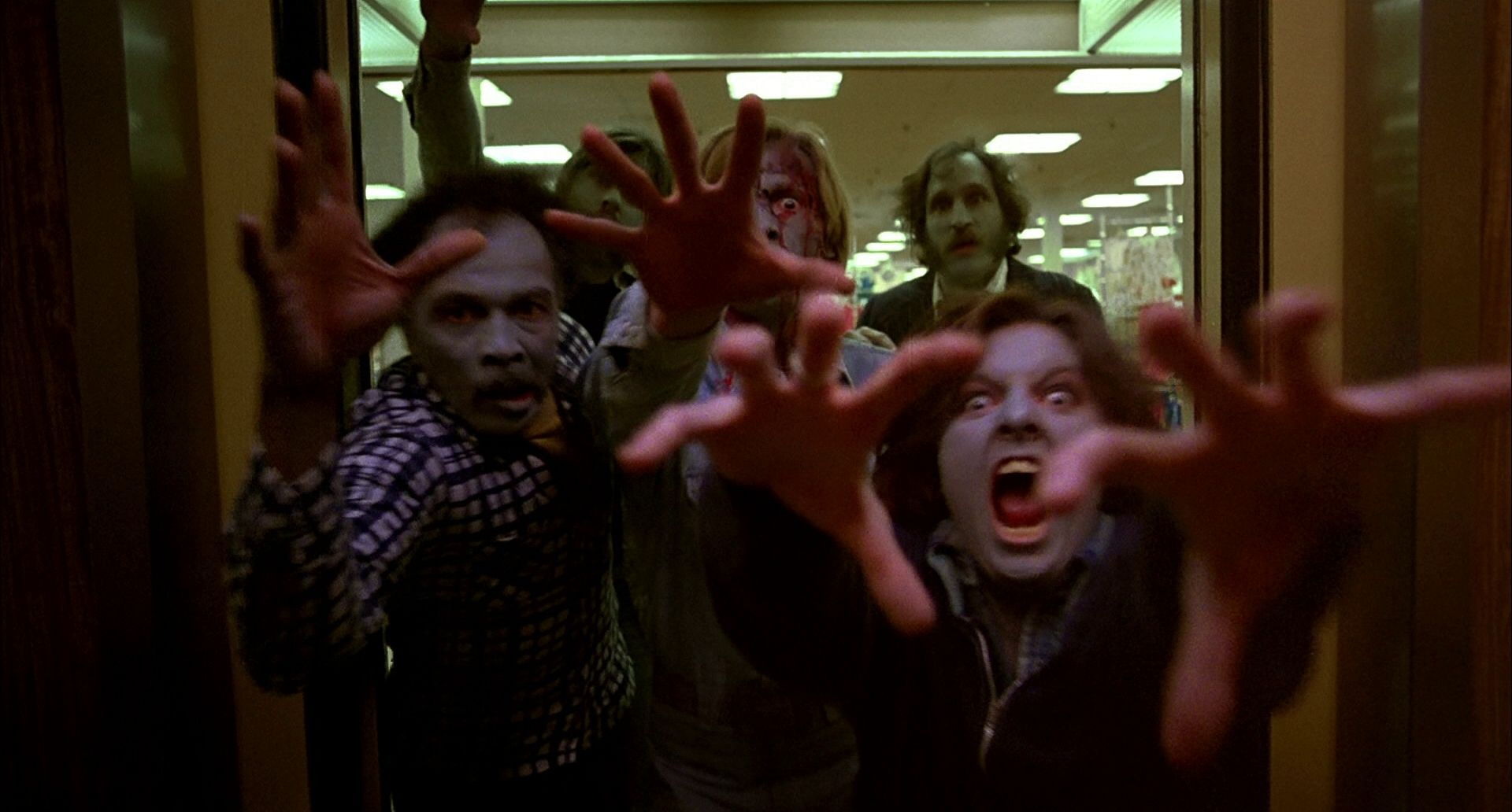 Filmszene aus Dawn Of The Dead (1978)