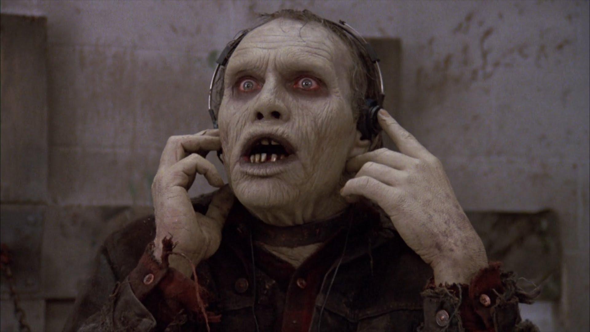 Filmszene aus Day Of The Dead (1985)