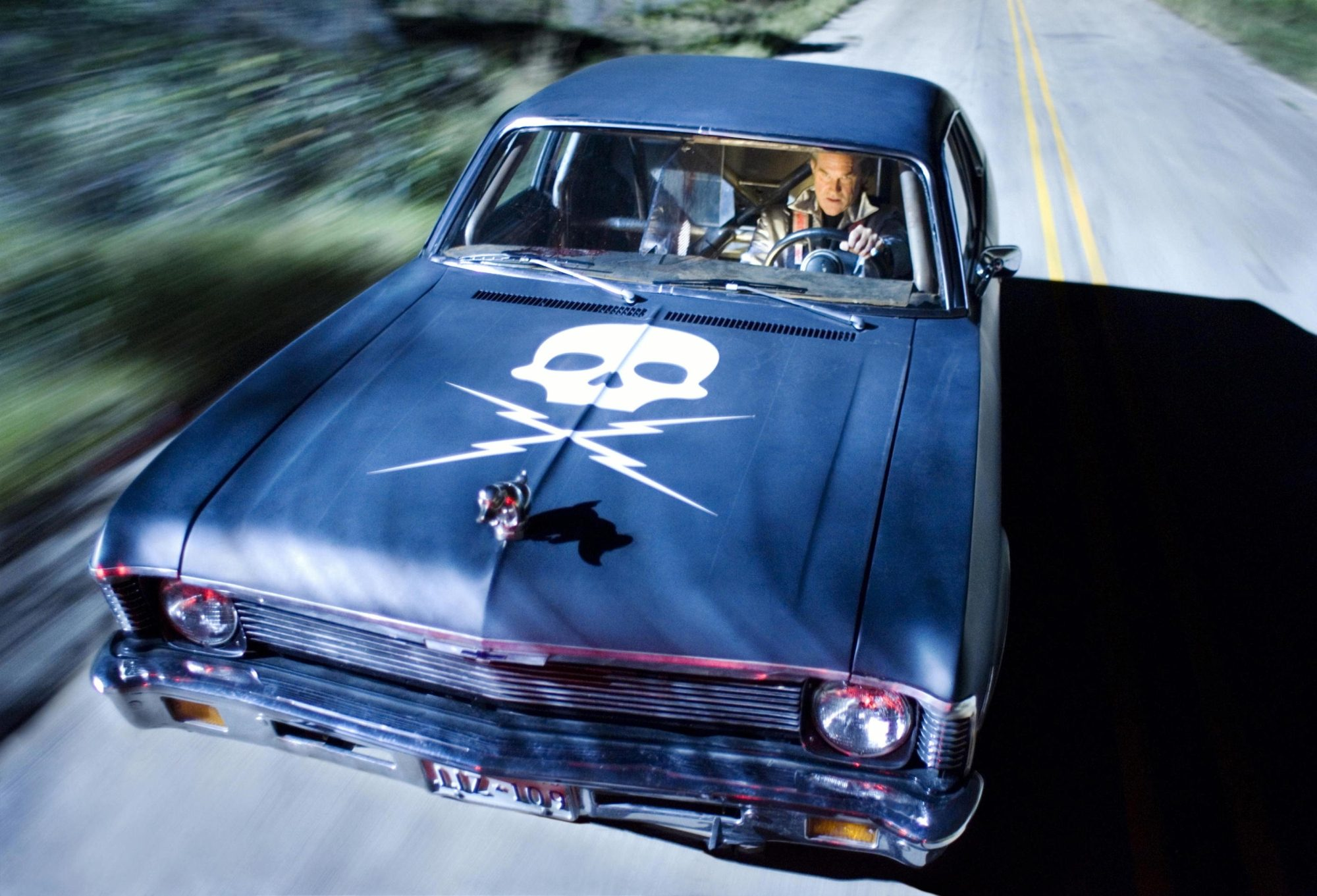 Filmszene aus Death Proof - Todsicher