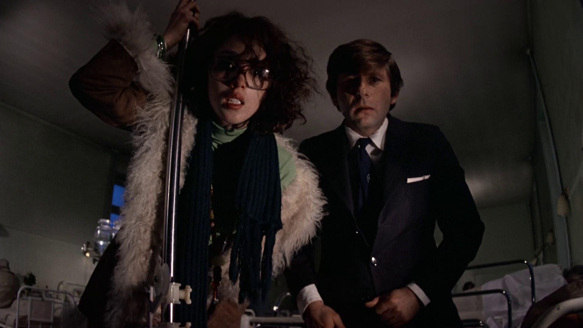 Filmszene aus Der Mieter (1976)