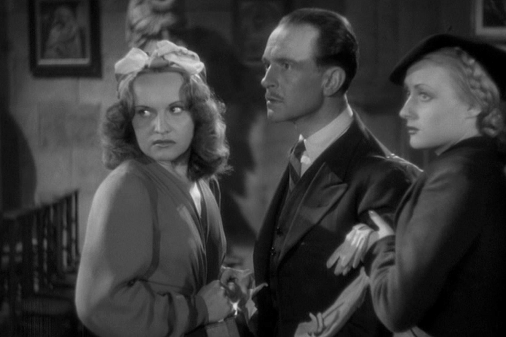 Filmszene aus Der Rabe (1943)
