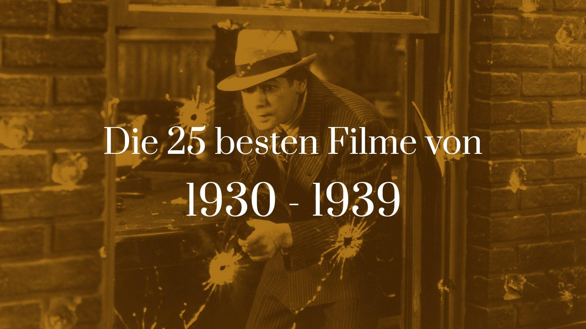 Titelbild für Die 25 besten Filme von 1900 bis 1939