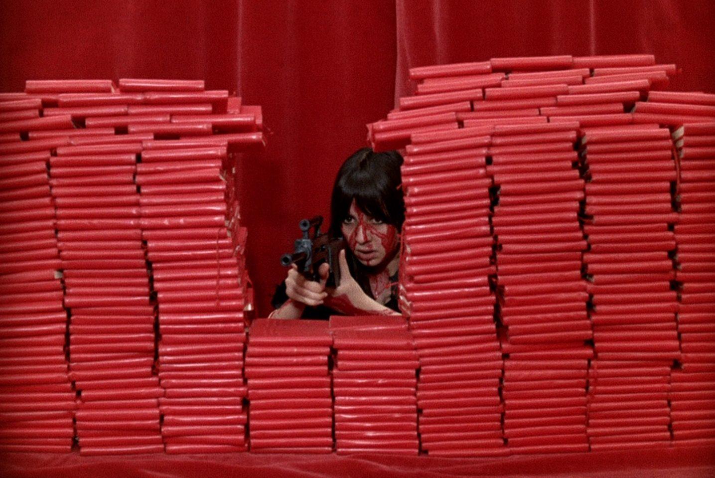 Filmszene aus Die Chinesin