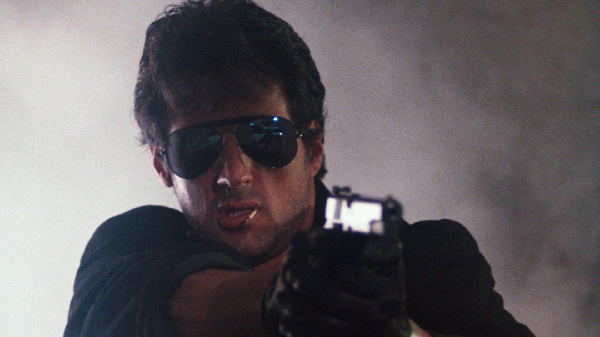 Filmszene aus Die City Cobra