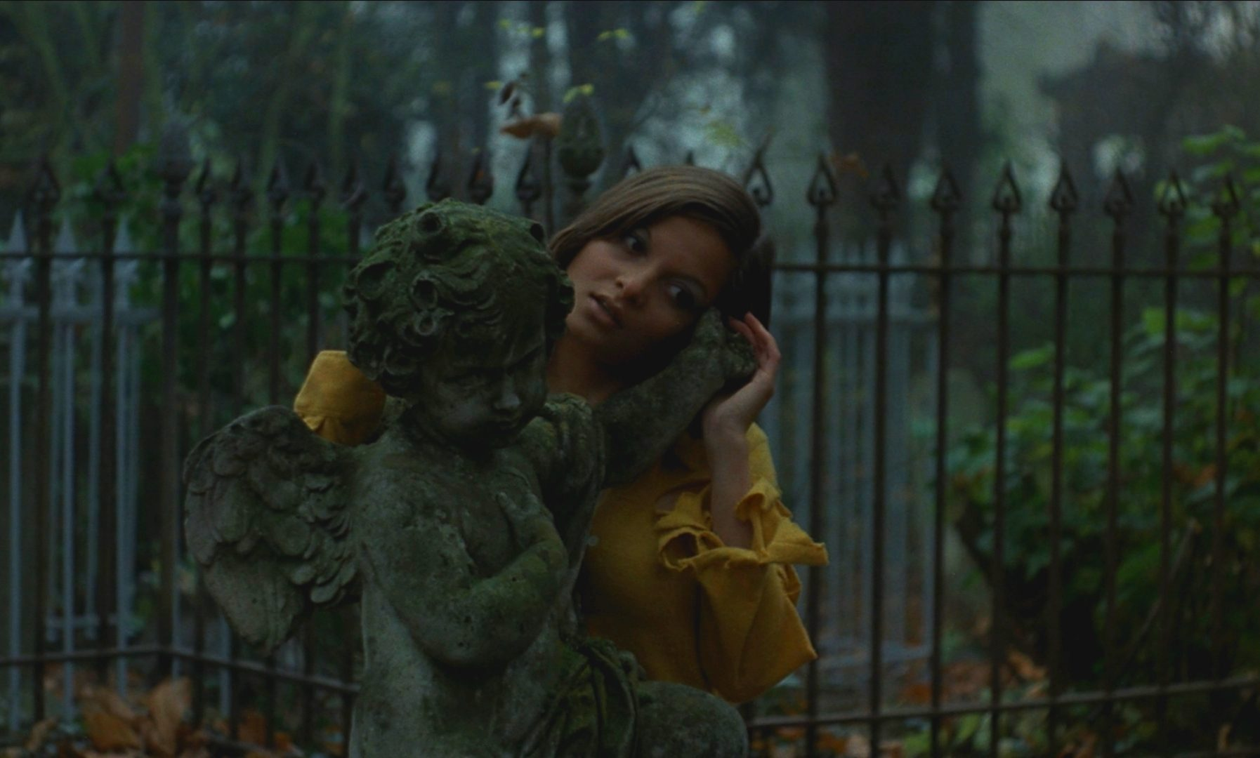 Filmszene aus Die eiserne Rose
