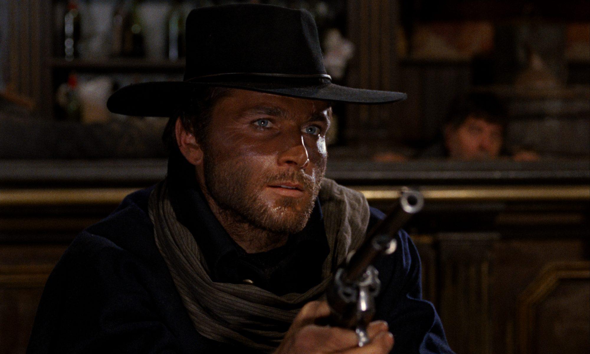 Filmszene aus Django
