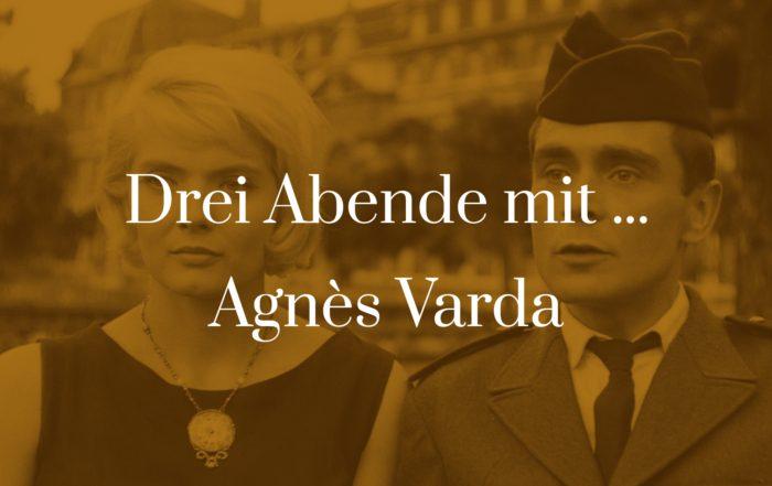 Symbolbild zu Drei Abende mit Agnes Varda
