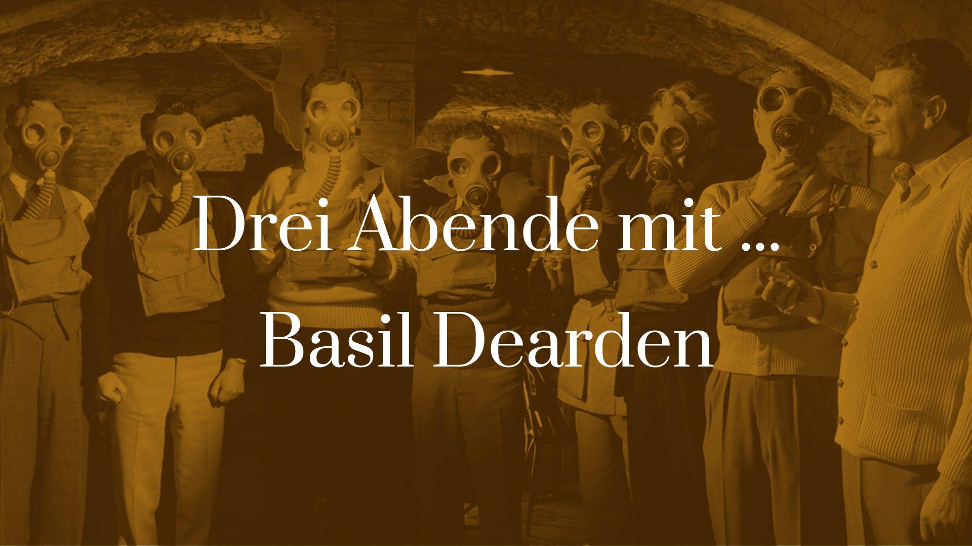 Symbolbild zu Drei Abende mit Basil Dearden