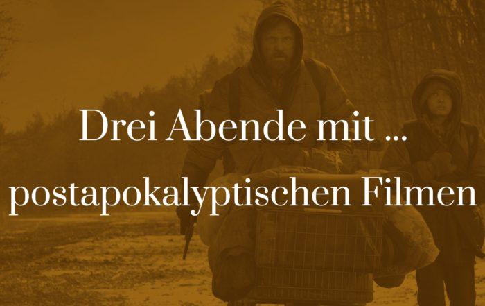 Symbolbild zu Drei Abende mit postapokalyptischen Filmen