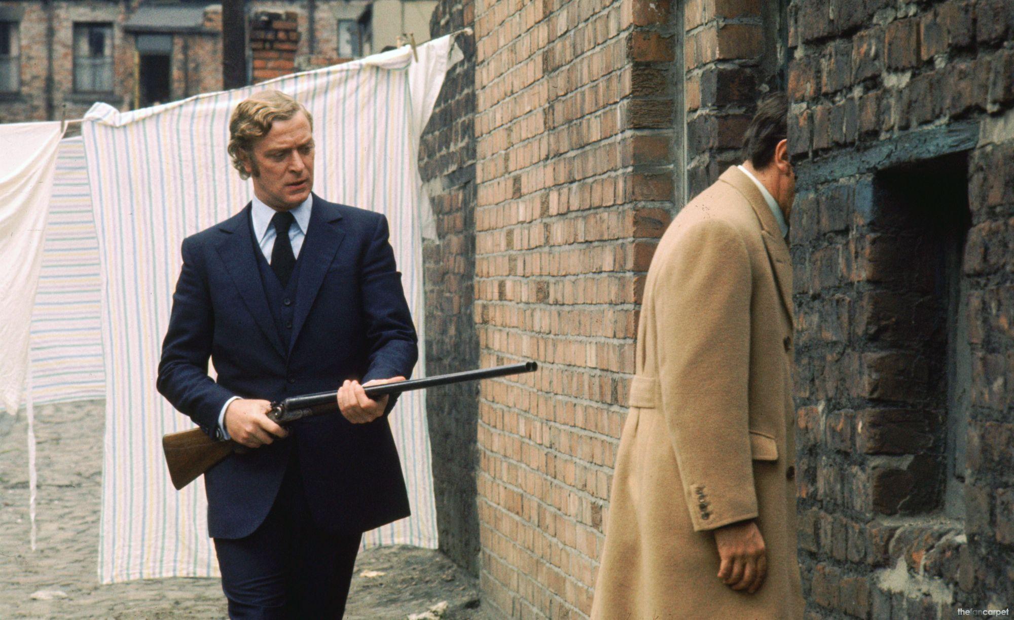 Filmszene aus Get Carter (1971)