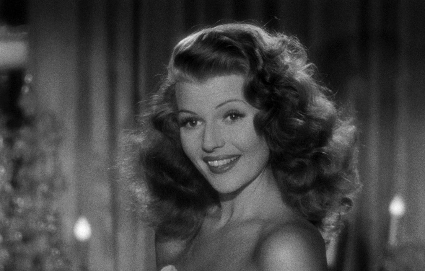 Filmszene aus Gilda