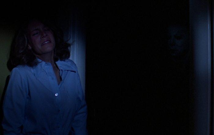 Filmszene aus Halloween (1978)