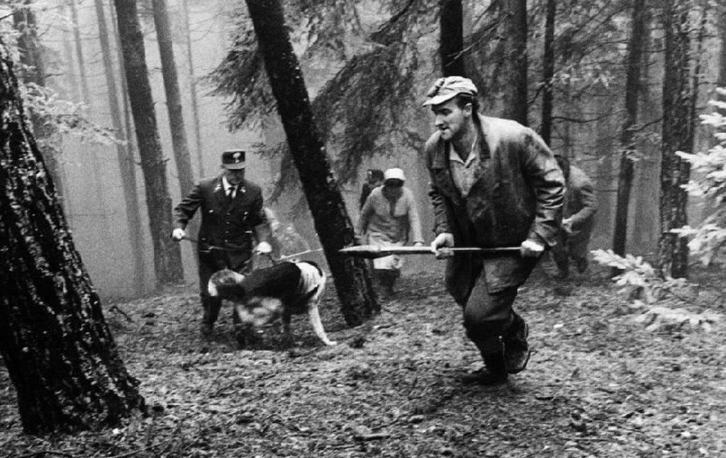 Filmszene aus Jagdszenen aus Niederbayern
