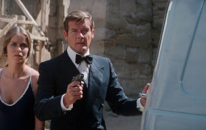Filmszene aus James Bond 007 - Der Spion, der mich liebte