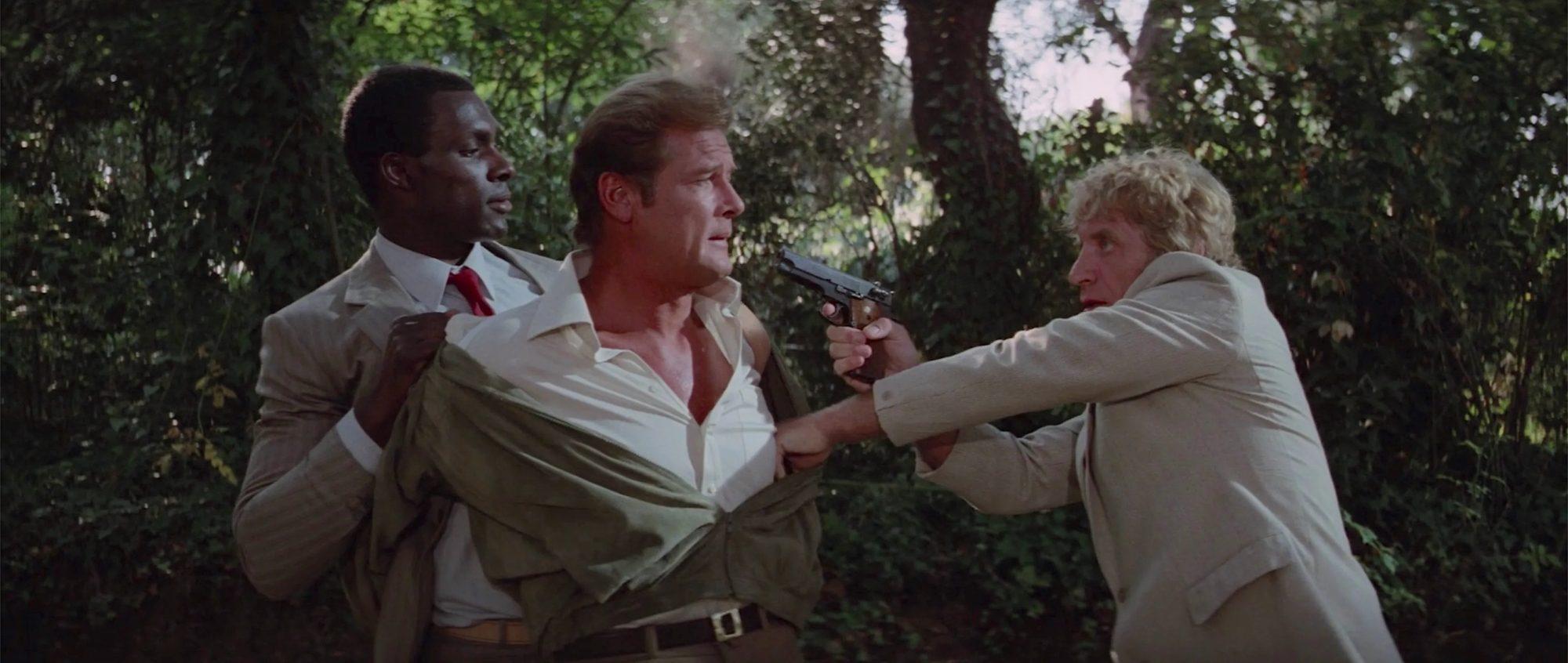 Filmszene aus James Bond 007 - In tödlicher Mission