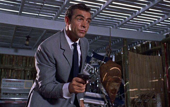 Filmszene aus James Bond 007 - Jagd nach Dr. No