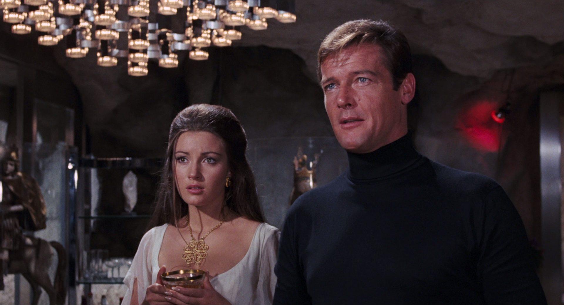 Filmszene aus James Bond 007 - Leben und sterben lassen