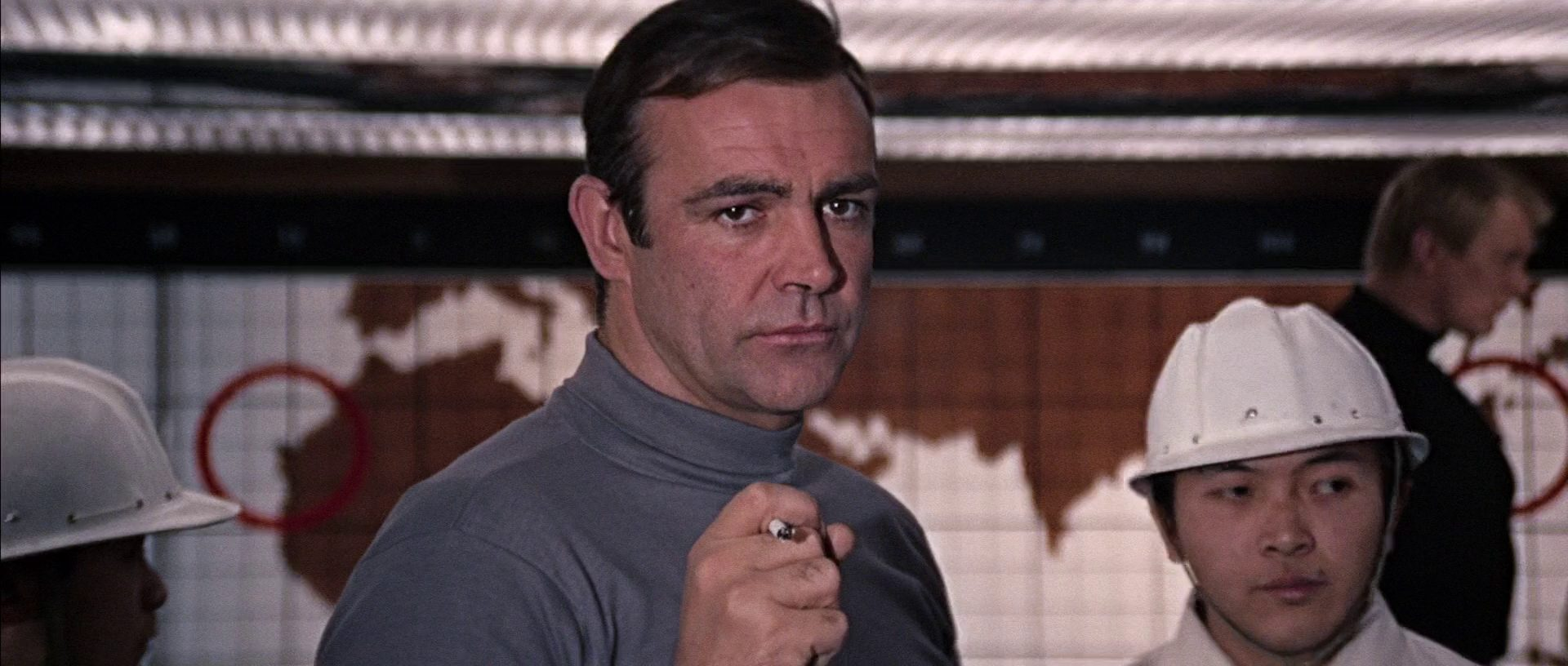 Filmszene aus James Bond 007 - Man lebt nur zweimal