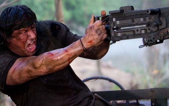 Filmszene aus John Rambo
