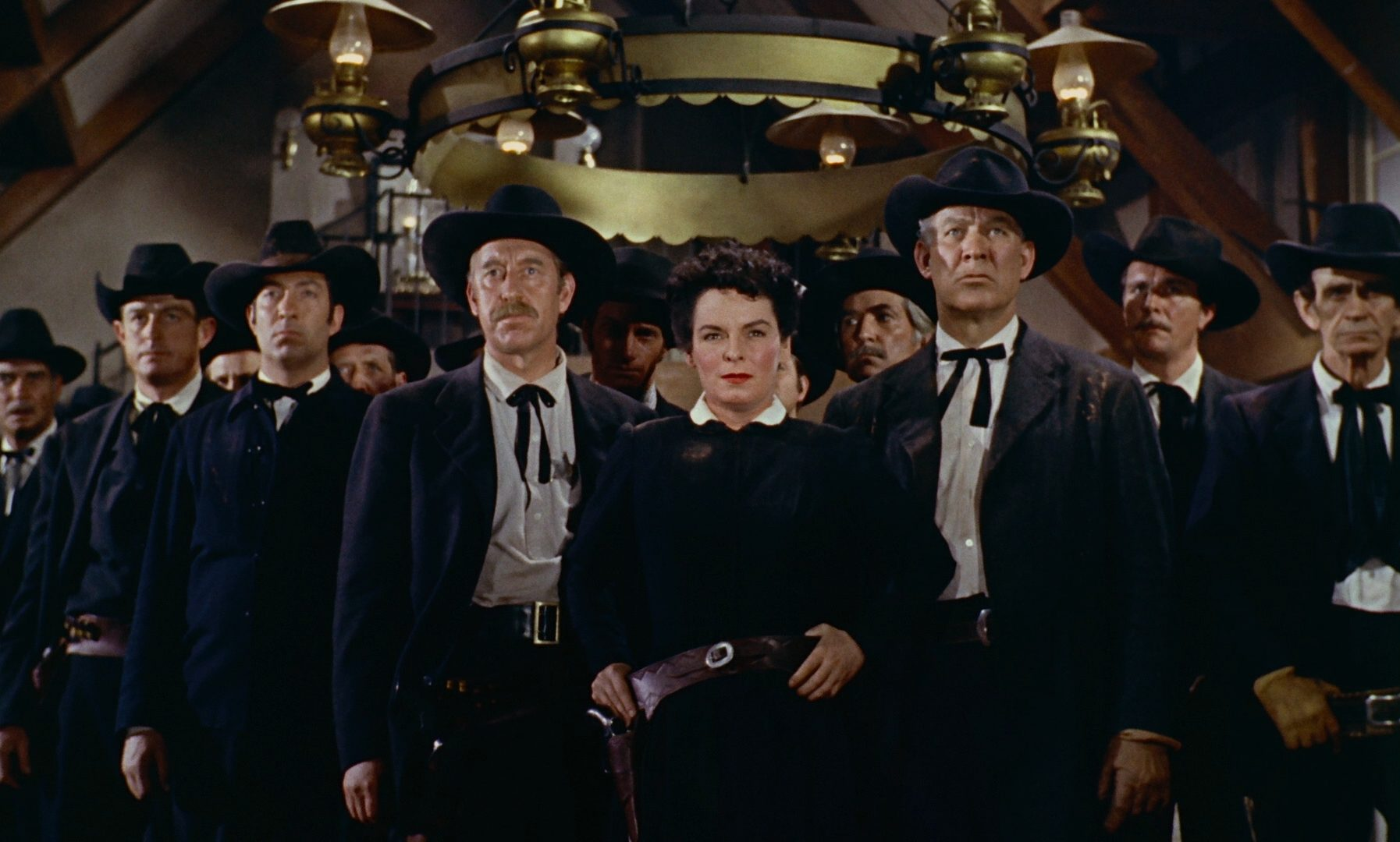 Filmszene aus Johnny Guitar