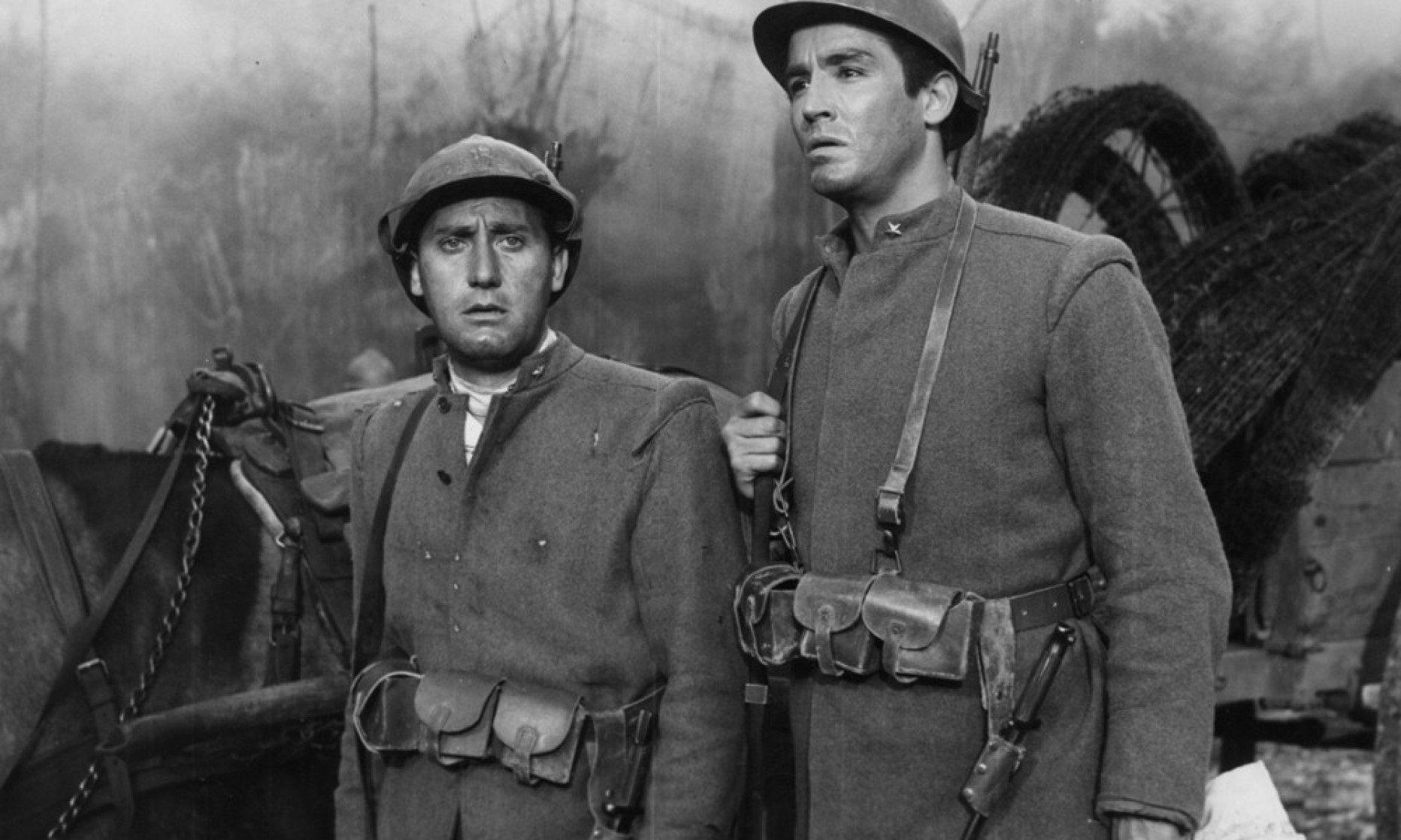 Filmszene aus Man nannte es den großen Krieg