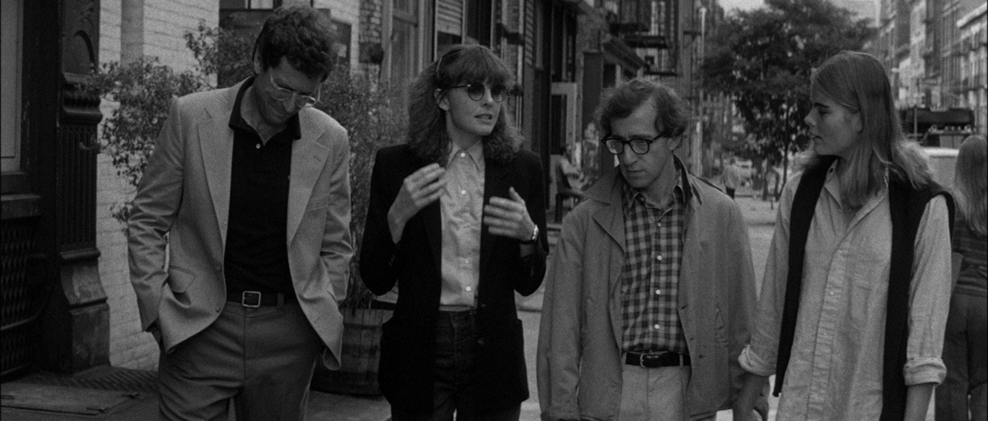 Filmszene aus Manhattan