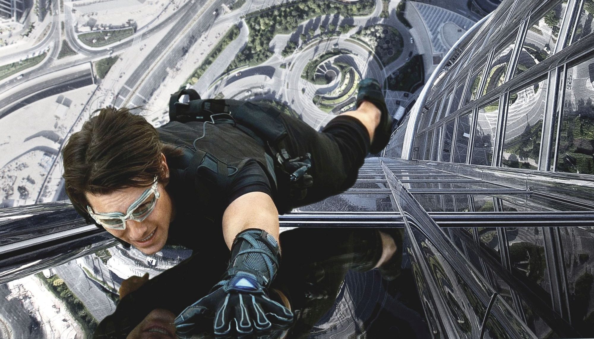 Filmszene aus Mission: Impossible - Phantom Protokoll