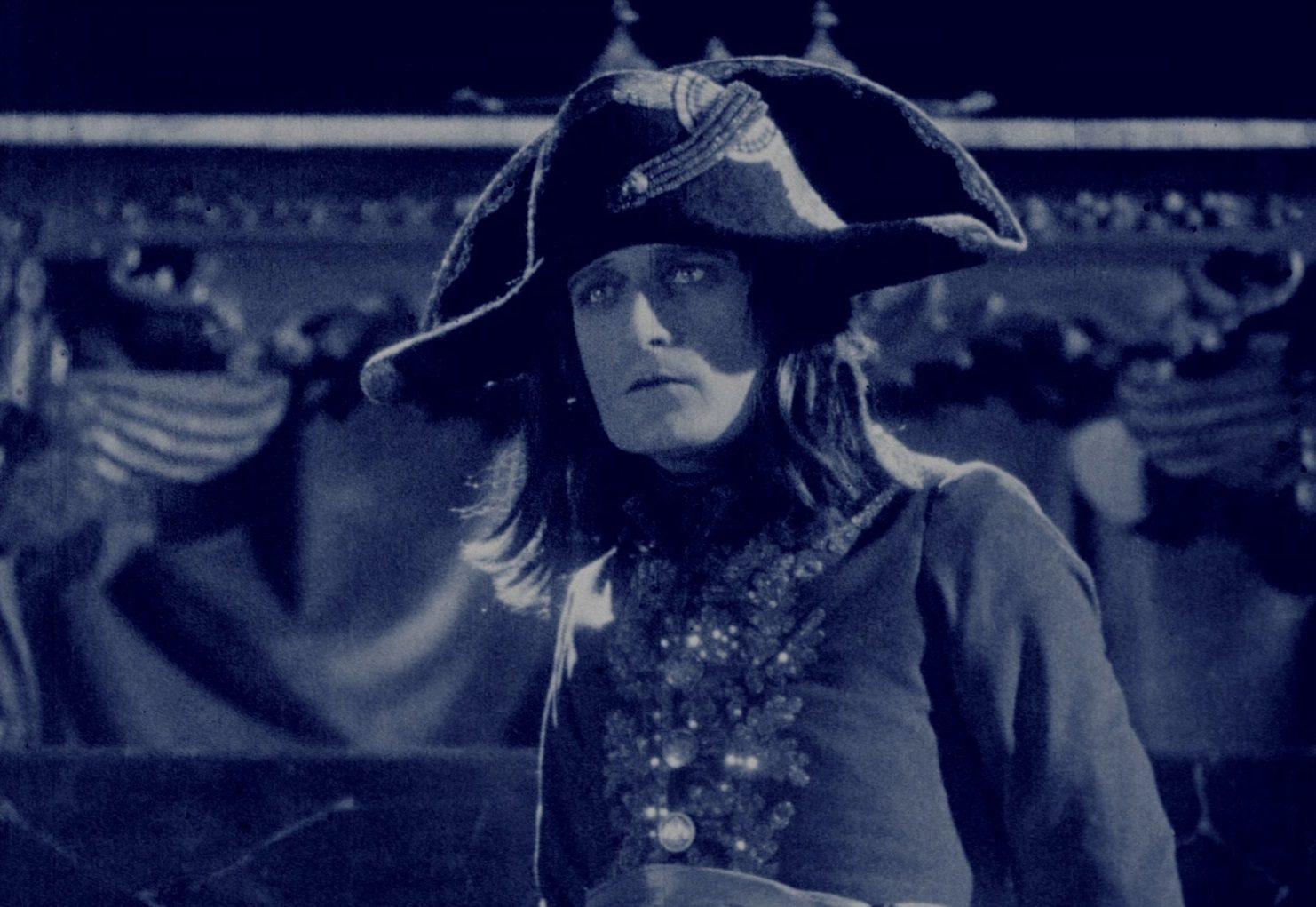 Filmszene aus Napoleon
