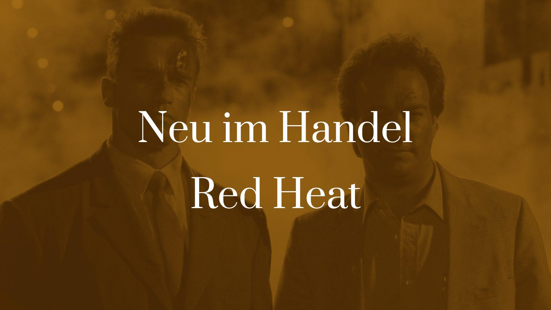 Titelbild für Neu im Handel - Red Heat OS