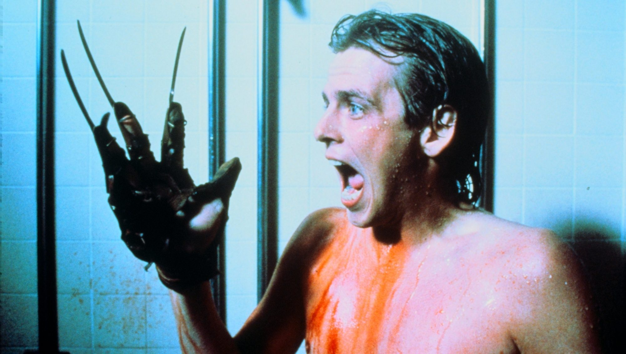 Filmszene aus Nightmare 2 - Freddys Rache