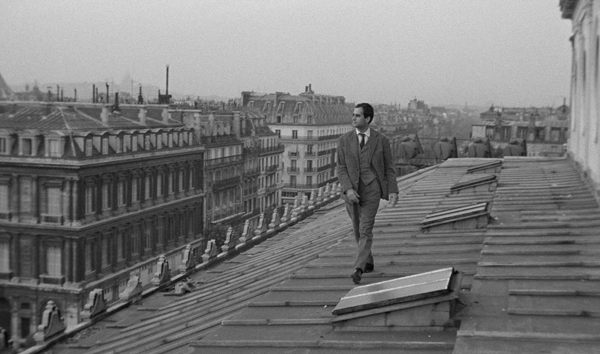 Filmszene aus Paris gehört uns
