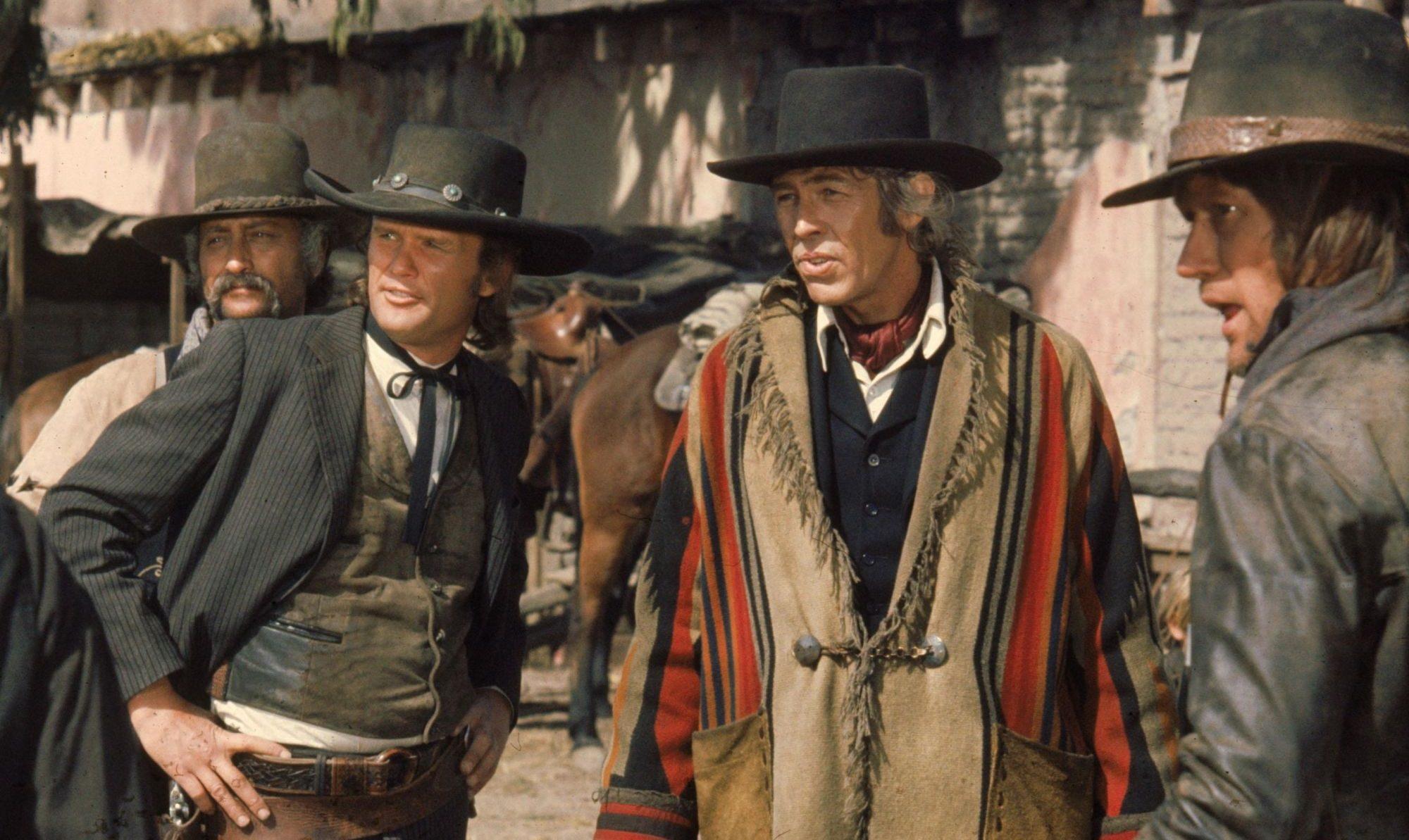 Filmszene aus Pat Garrett jagt Billy the Kid