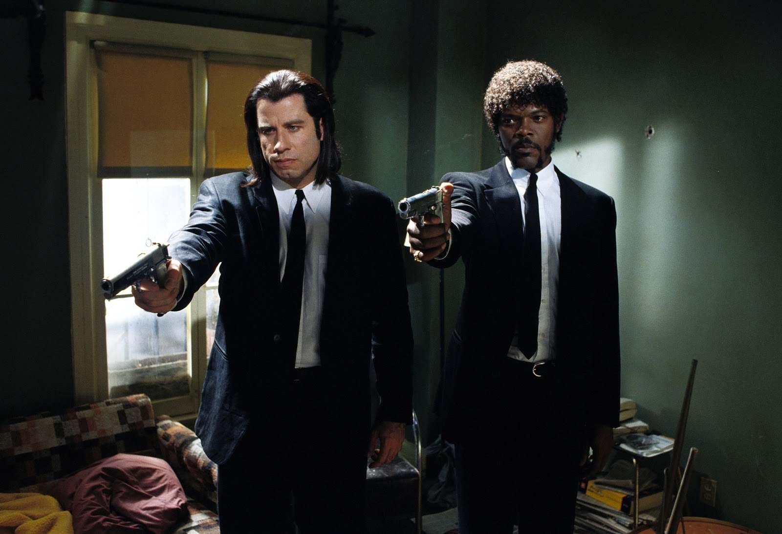 Filmszene aus Pulp Fiction