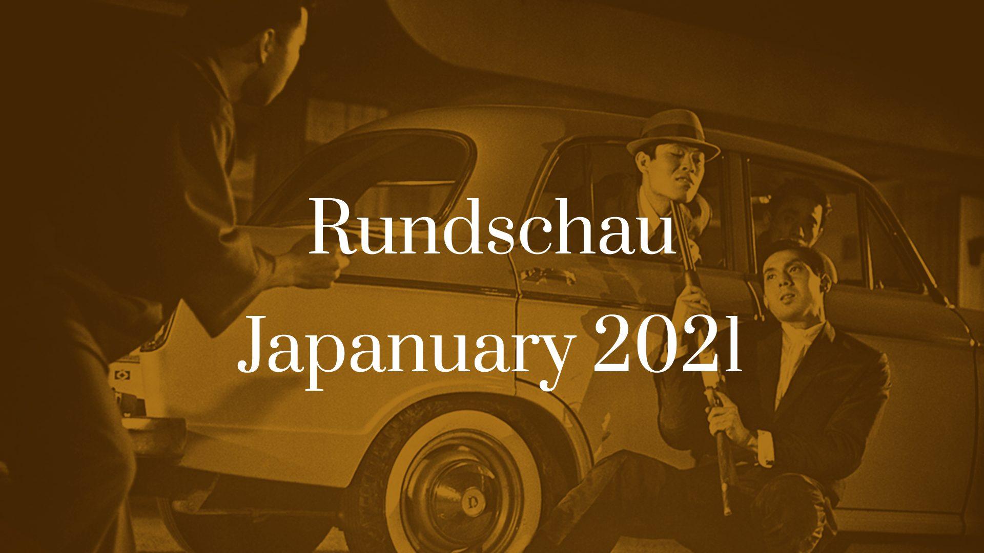 Titelbild zu Rundschau Japanuary 2021