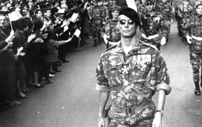 Filmszene aus Schlacht um Algier