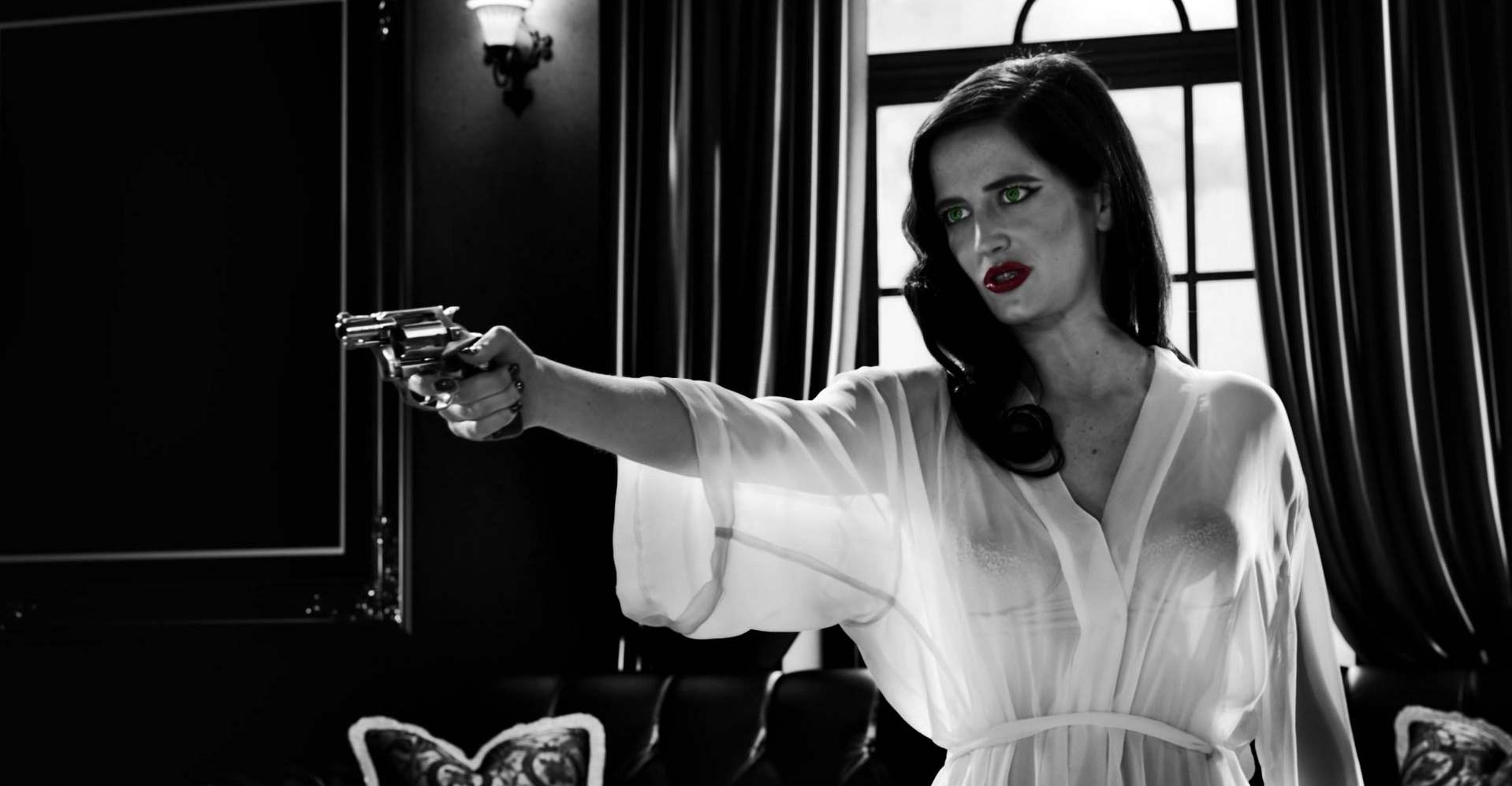 Filmszene aus Sin City 2 A Dame to Kill For